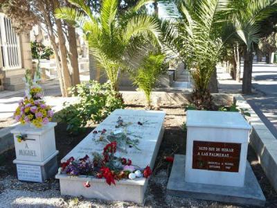 La vida y la muerte en la poesía de Miguel Hernández